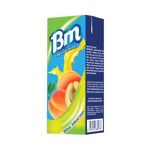 BM Apricot Juice (Carton)