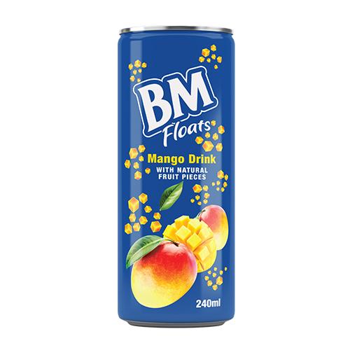 BM Mango Floats Juice