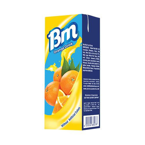 BM Orange Juice (Carton)