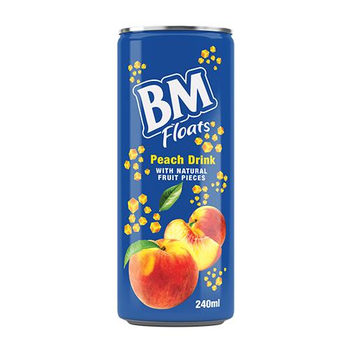BM Peach Floats Juice