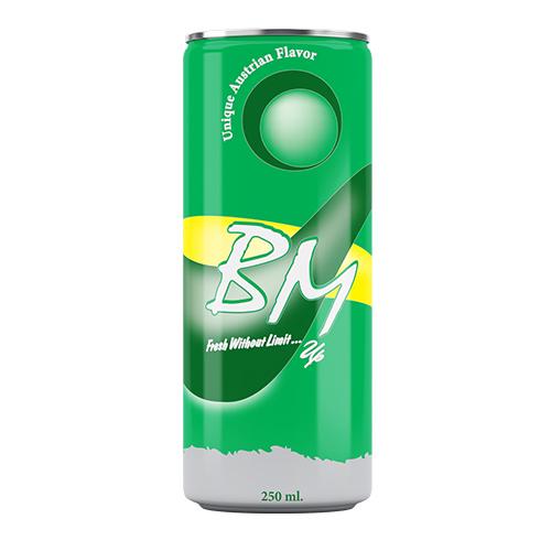 BM Up Carbonated Drink