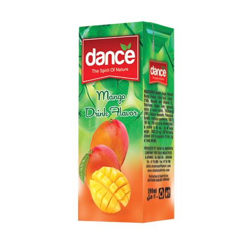 Dance Mango Juice