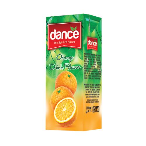 Dance Orange Juice (Carton)