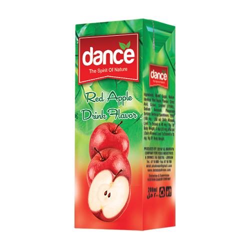 Dance Red Apple Juice (Carton)