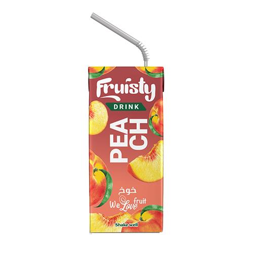 Fruisty PEACH Juice (Carton)