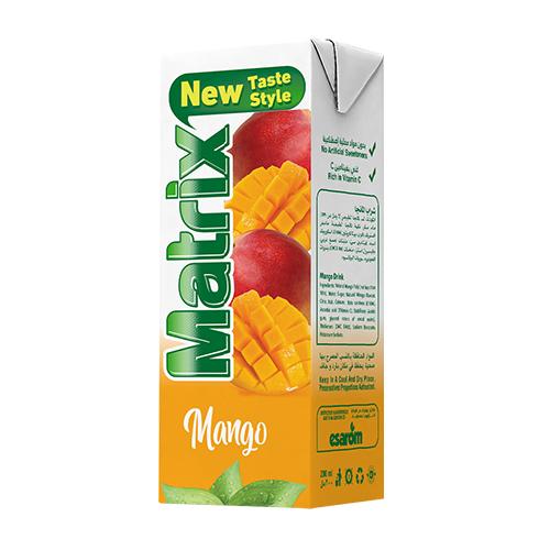 Matrix Juice MANGO (Carton)