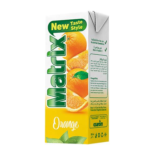 Matrix ORANGE Juice (Carton)