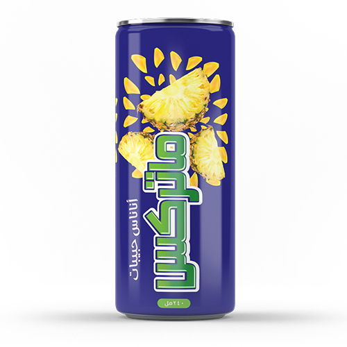 Matrix Pineapple Floats Juice