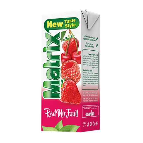 Matrix RED FRUIT Juice (Carton)