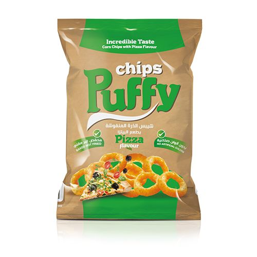 Puffy Pizza Chips